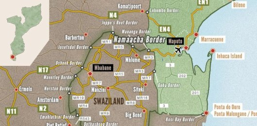 Mocambique_swazilandia_mapa_fronteiras