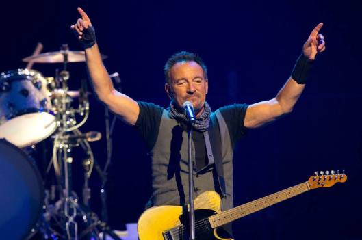 FILES-US-POLITICS-INAUGURATION-MUSIC-SPRINGSTEEN