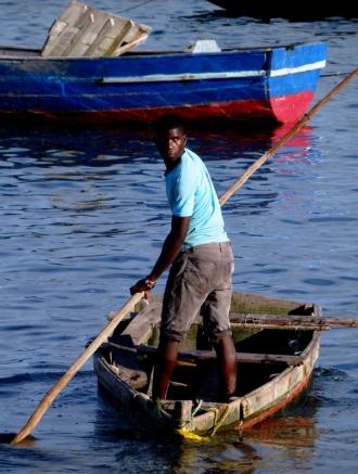 Pescador de Palma-Cabo Delgado